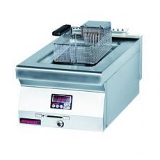 Frytownica elektryczna - poj. 10l | KROMET 700.FE-10f<br />model: 700.FE-10f<br />producent: Kromet