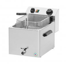 Frytownica elektryczna z kranem FE-07V<br />model: 00000225<br />producent: Redfox