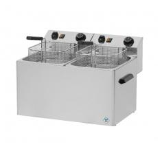 Frytownica elektryczna 2-komorowa FE-77T<br />model: 00000232<br />producent: Redfox