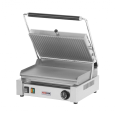 Grill kontaktowy panini PM-2015R<br />model: 00000345<br />producent: Redfox