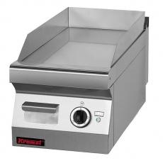 Płyta grillowa elektryczna   KROMET 700.PBE-400G-C<br />model: 700.PBE-400G-C<br />producent: Kromet