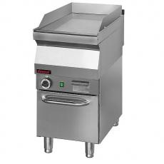 Płyta grillowa gazowa   KROMET 700.PBG-400G-C<br />model: 700.PBG-400G-C<br />producent: Kromet