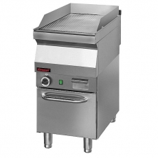 Płyta grillowa gazowa   KROMET 700.PBG-400R-C<br />model: 700.PBG-400R-C<br />producent: Kromet