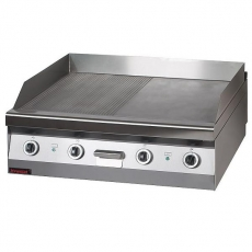 Płyta grillowa elektryczna   KROMET 900.PBE-900GR<br />model: 900.PBE-900GR<br />producent: Kromet