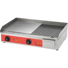 Płyta grillowa elektryczna stalowa Caterina<br />model: 745101<br />producent: Stalgast