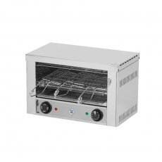 Opiekacz na kanapki 1-poziomowy T-930<br />model: 00000384<br />producent: Redfox