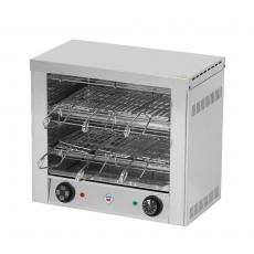 Opiekacz na kanapki 2-poziomowy T-960<br />model: 00000386<br />producent: Redfox