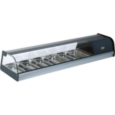 Nadstawa chłodnicza<br />model: 777134<br />producent: Roller Grill