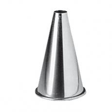 Końcówka stalowa okrągła<br />model: 514040<br />producent: Stalgast