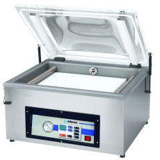 Pakowarka próżniowa stołowa VAC-20 DTL2A<br />model: 4615208<br />producent: Edenox