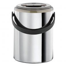 Pojemnik termoizolacyjny do lodu ze szczypcami<br />model: T-1001-014<br />producent: Tom-Gast