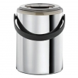 Pojemnik termoizolacyjny do lodu ze szczypcami / model - T-1001-014