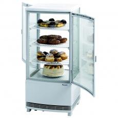Witryna ekspozycyjna chłodnicza<br />model: 852180<br />producent: Stalgast