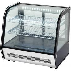 Witryna ekspozycyjna chłodnicza przeszkolna<br />model: 852120<br />producent: Stalgast