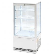Witryna ekspozycyjna chłodnicza przeszklona<br />model: 852173<br />producent: Stalgast