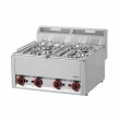 Kuchnia gastronomiczna gazowa 4-palnikowa SP 60 GL