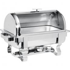 Podgrzewacz stołowy Roll-Top Classic<br />model: 470206<br />producent: Hendi