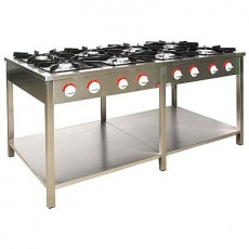 Kuchnia gastronomiczna gazowa 8-palnikowa | EGAZ TG-845.III<br />model: TG-845.III<br />producent: Egaz