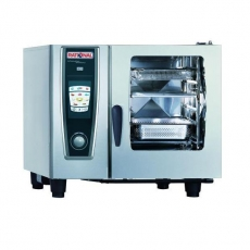 Piec konwekcyjno-parowy gazowy 6xGN1/1 | RATIONAL SCC61G<br />model: SCC61G<br />producent: Rational
