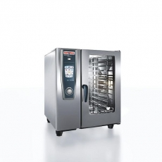 Piec konwekcyjno-parowy gazowy 10xGN1/1 | RATIONAL SCC101G<br />model: SCC101GE<br />producent: Rational