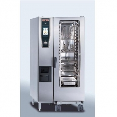 Piec konwekcyjno-parowy gazowy 20xGN1/1 | RATIONAL SCC201G<br />model: SCC201G<br />producent: Rational