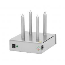 Urządzenie do hot-dogów 4-bolcowe HD-4<br />model: 00000391<br />producent: Redfox