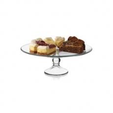 Patera szklana na ciasto<br />model: LB-55684<br />producent: Tom-Gast