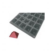 Silikonowa forma Moul Flex do ciastek<br />model: D-1705-53<br />producent: de Buyer