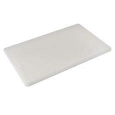 Deska z polietylenu HACCP biała<br />model: T-3045-WHT<br />producent: Tom-Gast