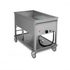 Bemar elektryczny jezdny 3xGN1/1 (1-komorowy) | EGAZ BE-3J<br />model: BE-3 J<br />producent: Egaz