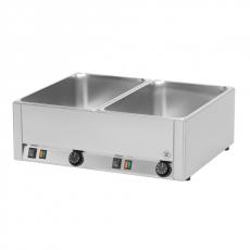 Bemar elektryczny stołowy 2-komorowy BM-2115<br />model: 00000280<br />producent: Redfox