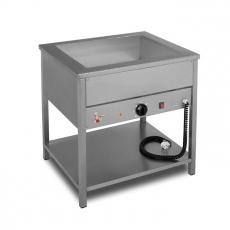 Bemar elektryczny wolnostojący 2xGN1/1 (1-komorowy) | EGAZ BE-2W<br />model: BE-2 W<br />producent: Egaz