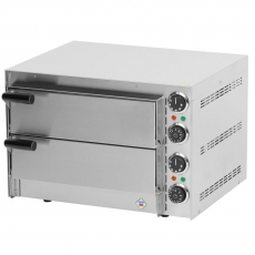 Piec do pizzy 2-komorowy FP-66R<br />model: 00000451<br />producent: Redfox