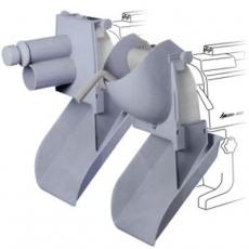 Przystawka do rozdrabniania warzyw do robotów KU2-4E<br />model: G-24 GR<br />producent: Mesko AGD