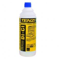 Chlorowy płyn do mycia naczyń w zmywarkach gastronomicznych Gran Di-Cl<br />model: SP09/005<br />producent: Tenzi