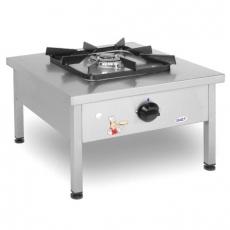 Taboret gastronomiczny gazowy 1-palnikowy | EGAZ KG-111<br />model: KG-111<br />producent: Egaz