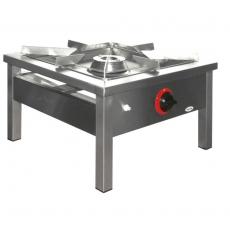 Taboret gastronomiczny gazowy 1-palnikowy | EGAZ TG-107.I<br />model: TG-107.I<br />producent: Egaz