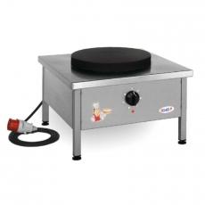Taboret gastronomiczny elektryczny 1-płytowy | EGAZ KE-1<br />model: KE-1<br />producent: Egaz