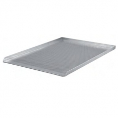 Aluminiowa blacha cukiernicza perforowana<br />model: DAP-60403r20<br />producent: Tom-Gast