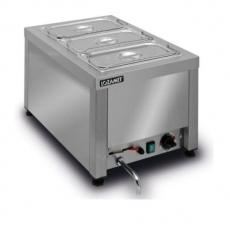 Bemar elektryczny stołowy<br />model: BSW.1GN<br />producent: Lozamet