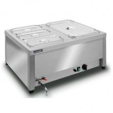 Bemar elektryczny stołowy BSW.2GN<br />model: BSW.2GN<br />producent: Lozamet