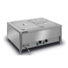 Bemar elektryczny stołowy 2-komorowy BSN.2GN<br />model: BSN.2GN<br />producent: Lozamet