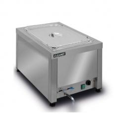 Bemar elektryczny stołowy 1-komorowy  BSN.1GN<br />model:  BSN.1GN<br />producent: Lozamet