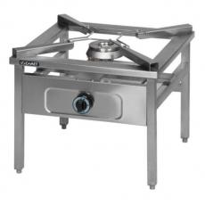 Taboret gastronomiczny gazowy 1-palnikowy GLTA.58.0/9<br />model: GLTA.58.0/9<br />producent: Lozamet