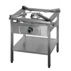 Taboret gastronomiczny gazowy 1-palnikowy GLTA.58.0/9H<br />model: GLTA.58.0/9H<br />producent: Lozamet
