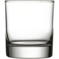 Szklanka do napojów niska SIDE<br />model: 400036<br />producent: Pasabahce