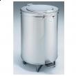 Pojemnik na odpadki nierdzewny CUVP-105