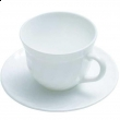Filiżanka do herbaty TRIANON (bez spodka) D6922