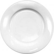 Talerz deserowy porcelanowy<br />model: 387011<br />producent: Isabell