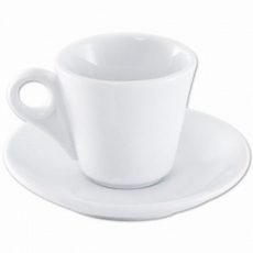 Filiżanka do espresso porcelanowa (bez spodka)<br />model: 387042<br />producent: Isabell